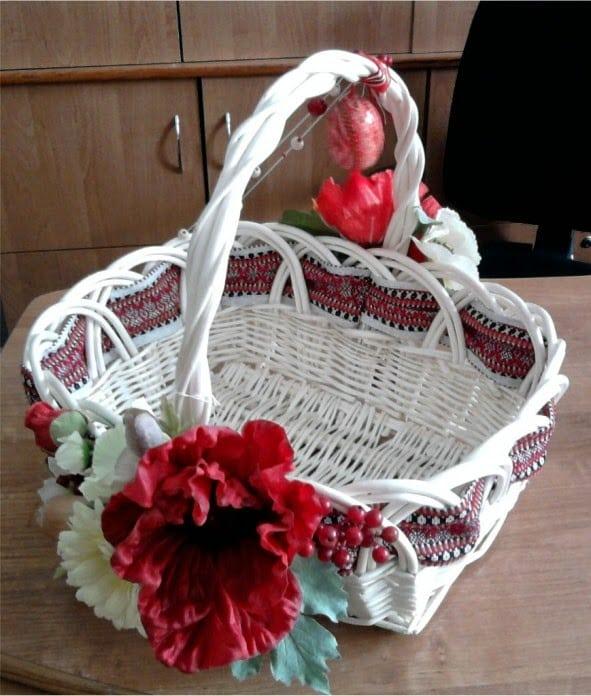 Декор Великоднього кошика 33 фото-ідеї (9)