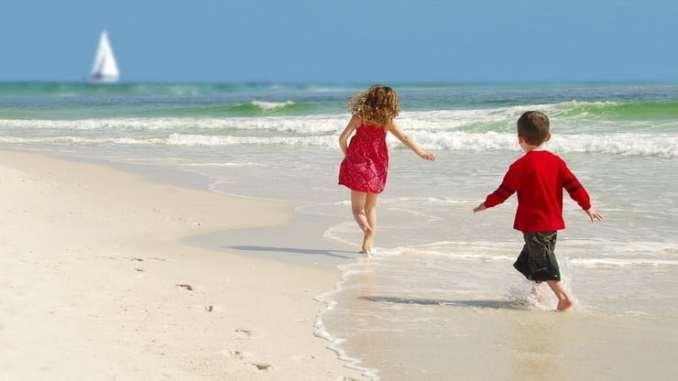 Найкращі курорти для відпочинку з дітьми