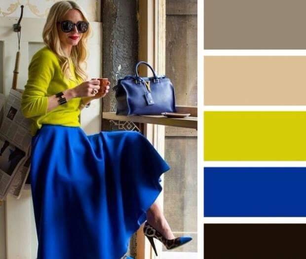 Трендові кольори в одязі осінь-зима фото та найактуальніші поєднання (1)