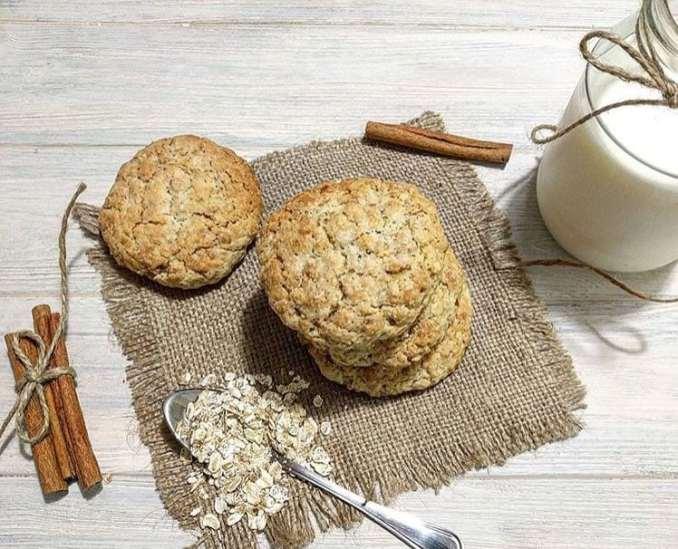 Домашнє вівсяне печиво за 15 хвилин: простий рецепт приготування