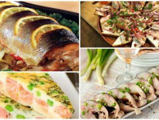 Рибний день: 5 простих та смачних рецептів з риби
