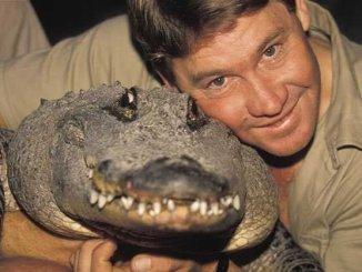 Стів Ірвін - мисливець за крокодилами