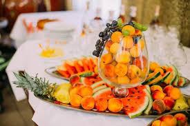 фруктовые нарезки