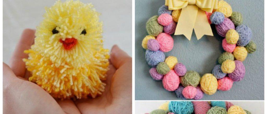 Дитяча творчість до Великодня підбірка виробів своїми руками для дитячого садка та школи (фото)