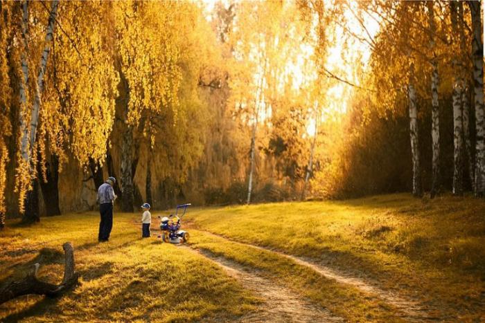 10 місць в Україні для ідеальної осінньої подорожі