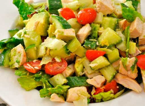 21 рецепт дуже смачних і корисних салатів з авокадо