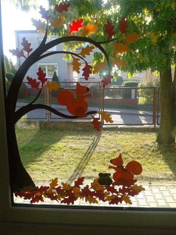 Прикрашаємо школу та садочок до свята осені 45 надихаючих фото-ідей (23)