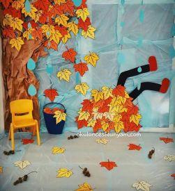 Прикрашаємо школу та садочок до свята осені 45 надихаючих фото-ідей (8)
