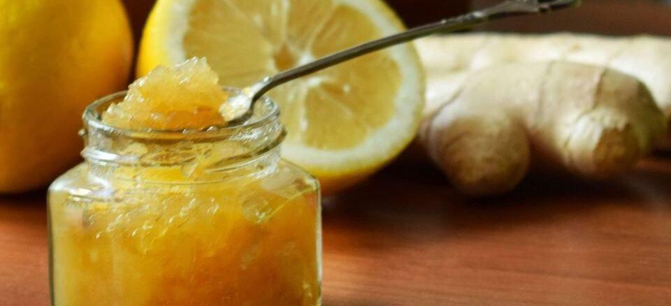 Імбир, лимон, мед: чудова трійка для зміцнення імунітету