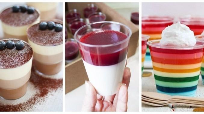 Солодкі ідеї на свято: 5 десертів, які можна подати у стаканчиках. РЕЦЕПТИ