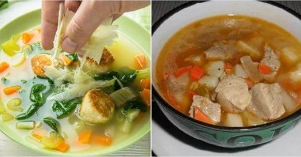 5 смачних та простих супів — найкращі рецепти перших страв