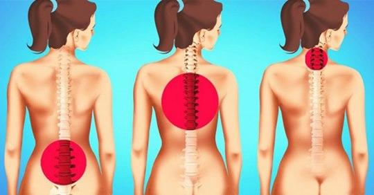 1-хвилинні вправи на розтягнення, які врятують вас від болю в спині