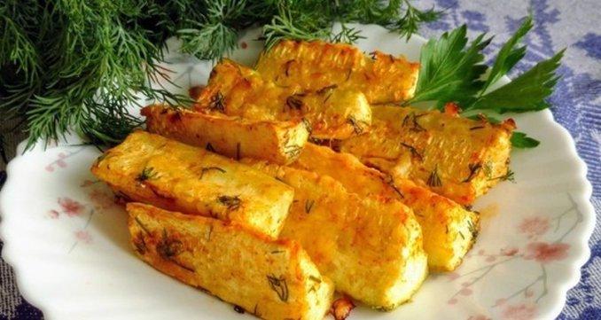 Рецепт паличок з кабачків в духовці - просто, швидко та смачно