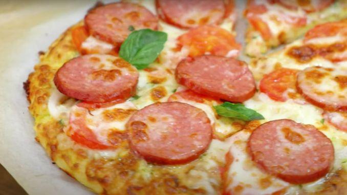 Кабачкова піца — перевірений рецепт піци з кабачків