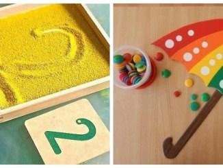 Займаємося із дітками по методиці Монтессорі: 50 ігор для батьків