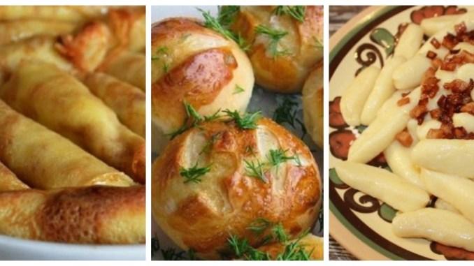 Традиційна українська кухня: 10 страв, які готували наші бабусі