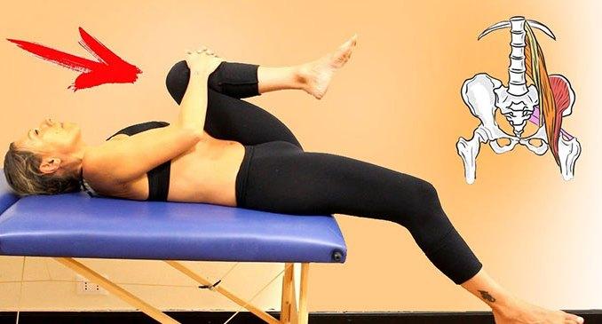 Розблокуйте сідничний нерв: всього 2 вправи, щоб позбутися від болю. Дуже ефективно!