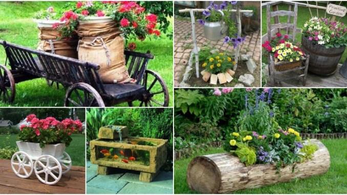 Творчі ідеї для саду: 35 класних прикладів