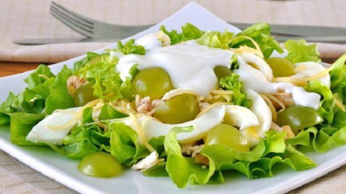 Найсмачніші і легкі салати. Здивуй гостей!