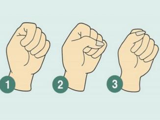 Як ви стискаєте кулак? Миттєвий психологічний тест