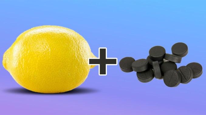 Чому таблетка активованого вугілля і лимон — тандем, який припаде до душі кожній господині