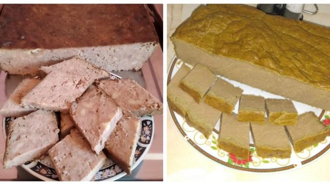 Запечений паштет з печінки — смачний, ніжний на смак і досить простий у приготуванні!