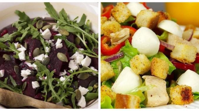 Без майонезу! 10 нових та оригінальних рецептів приготування салатів без майонезу