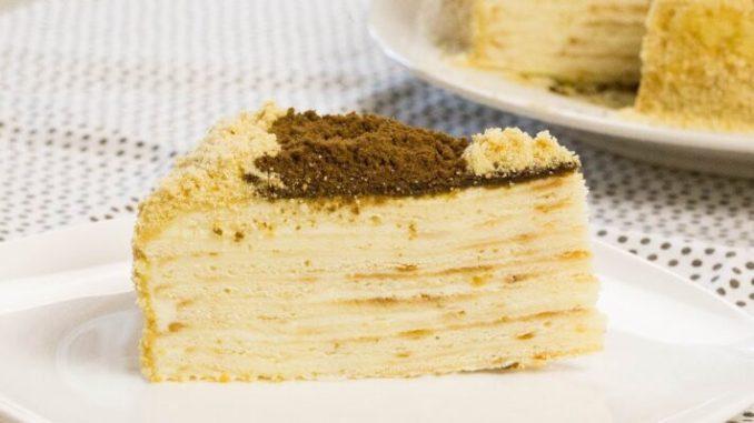 Торт з мінімум інгредієнтів! БЕЗ ДУХОВКИ! Неймовірний бюджетний торт без випічки!