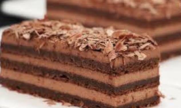 Шоколадний кавовий торт БЕЗ БОРОШНА. Для жіночих посиденьок саме те, що потрібно!