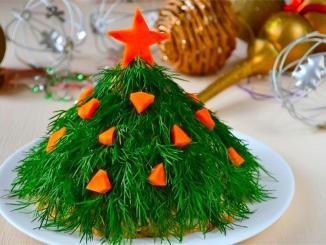 Декорування новорічних страв: 50 смачних ідей, як прикрасити страви до Нового року (ФОТО)