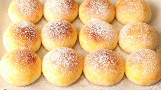 Пухкі, м'які та нереально смачні — сирні булочки на сніданок. Бездріжджове тісто за 5 хвилин!