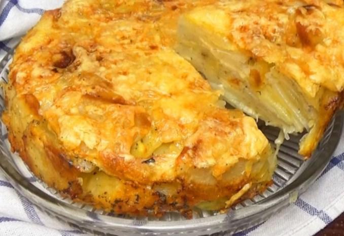 Беру картоплю і готую смачний та простий обід з 3-ох інгредієнтів!