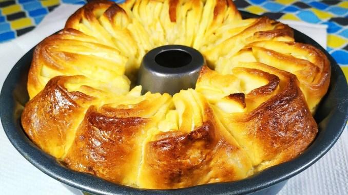 Ніколи б не подумала, що це так смачно! Яблучний пиріг — смачніший від шарлотки
