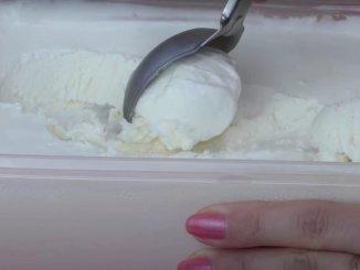 Домашній пломбір за 5 хвилин (+ час на заморозку)