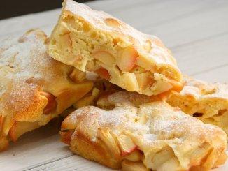 Готую яблучний пиріг за 5 хвилин: смачніше, ніж шарлотка (і гостям подобається!)