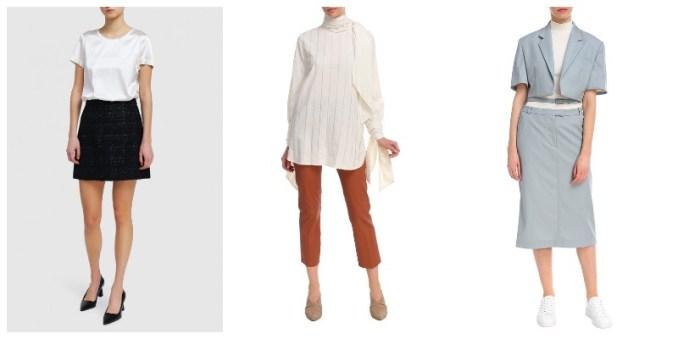 Укороченные жакеты, длина мини и рубашки оверсайз: модные тренды лета 2021