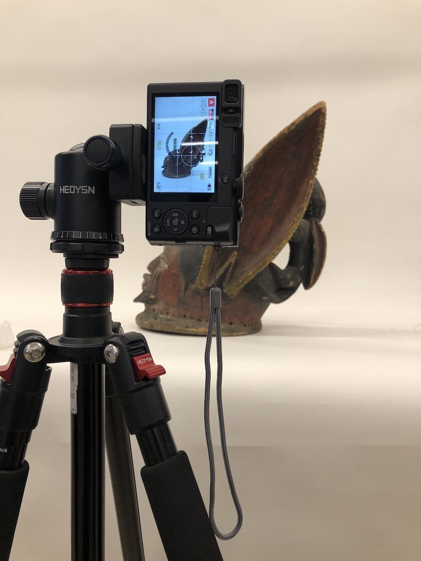 Fotografische Objektdokumentation