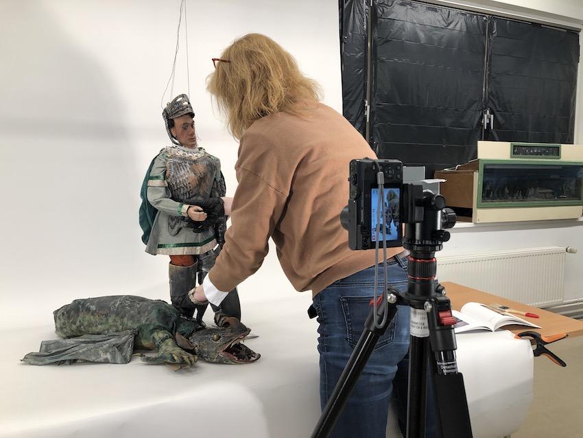 Objektfotografie in der Museumsarbeit