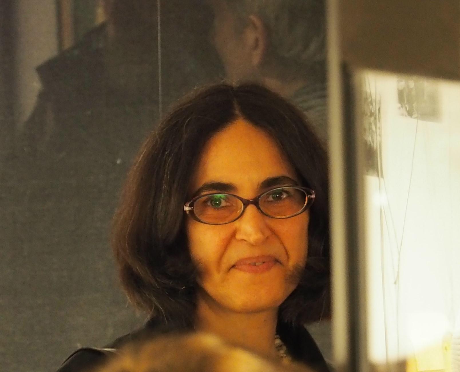Denise Puri Kostümbildnerin und Bühnenbildnerin