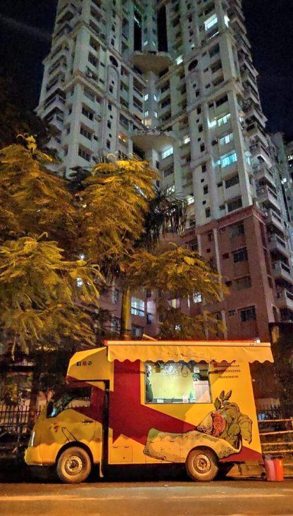 Food Truck Startup From Kolkata
