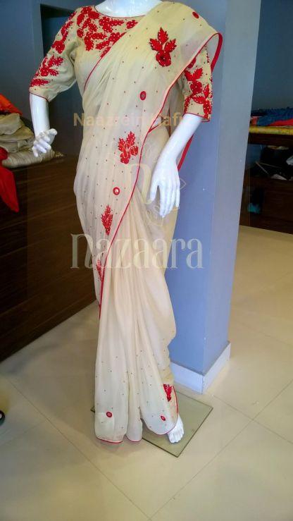 Kollam Designer Sarees
