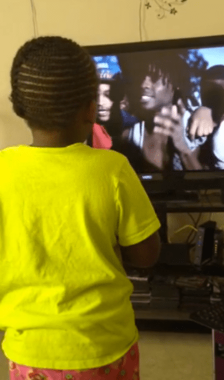 Mother Allows Baby to Rap Chief Keef Fredo Santanas My