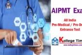 AIPMT Exam Details