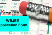 WBJEE Application Form 2017 (Engg, Medical) – Apply Here