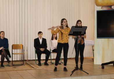 A magyar kultúra napján ünnepi megemlékezés volt a Szent Imre Kollégiumban