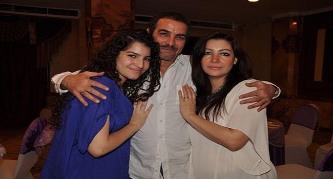 ابنة احمد عبدالعزيز وزوجته