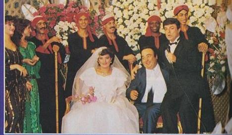 زفاف يونس شلبي