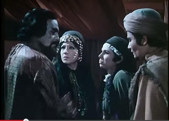 محمود مرسي ونجوى ابراهيم