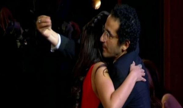 احمد حلمي و منى زكي و دنيا سمير غانم و رامي رضوان