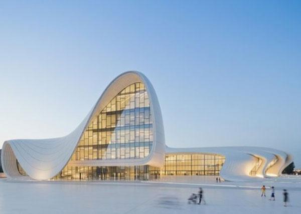 تحف معمارية لن تصدق أنها قابعة على كوكبنا تحمل توقيع الأسطورة